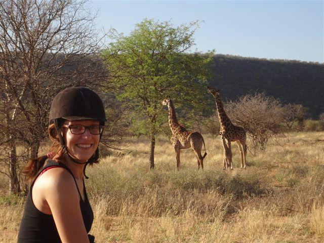 Singita Grumeti, Decisions, Decisions: Blakeney in South Africa or Singita Grumeti in Tanzania?, In The Saddle