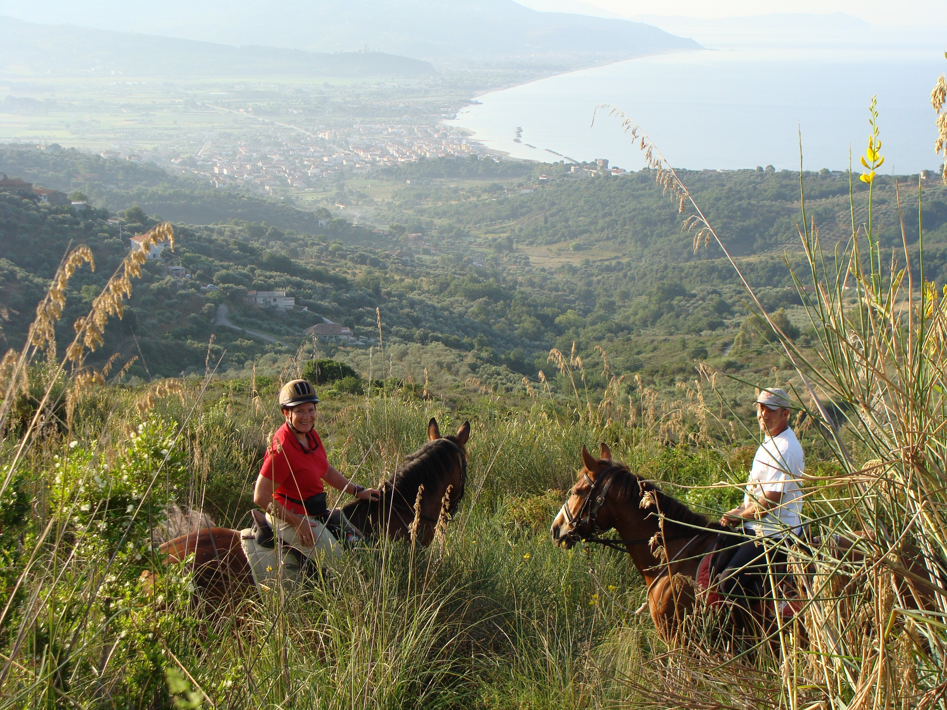 Riding in Italy - the perfect christmas gift!