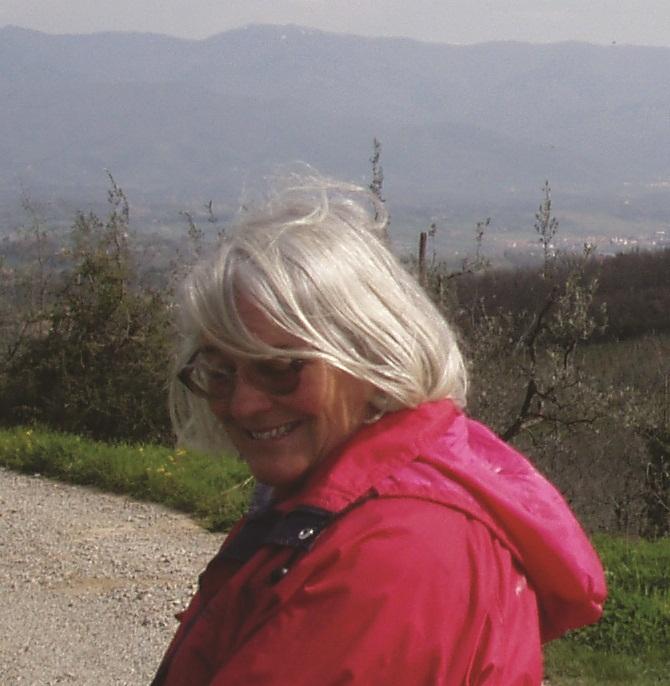 Jenny from Rendola