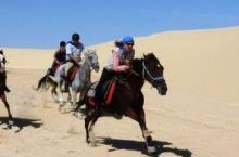 desert riding holidays