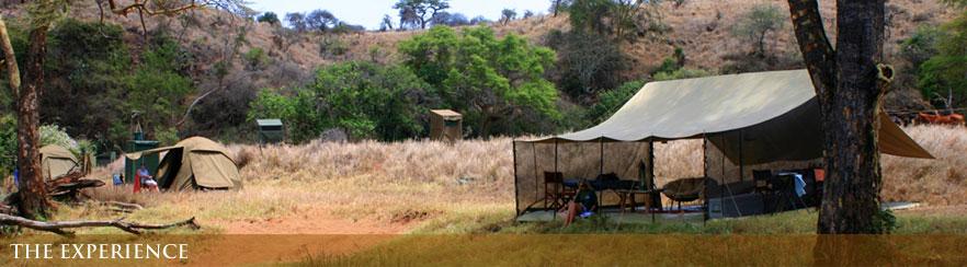 Borana safari camp - conservation in kenya