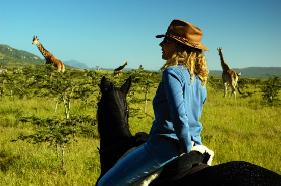 In The Saddle Pole Pole Laikipia horseback safari