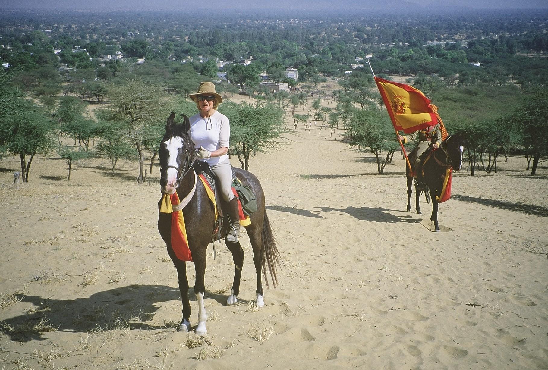 Marwari horses, ears