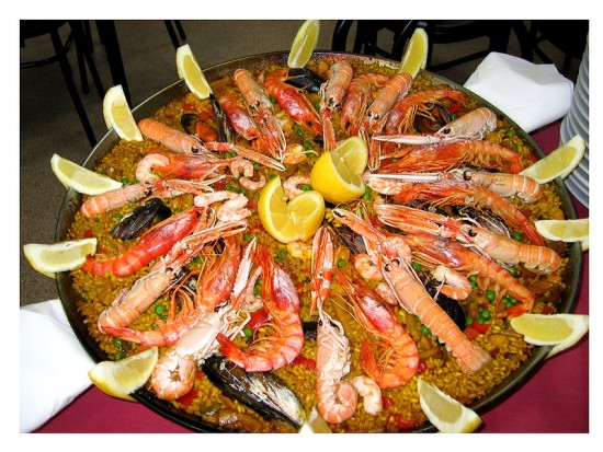 Spain is famous for Paella