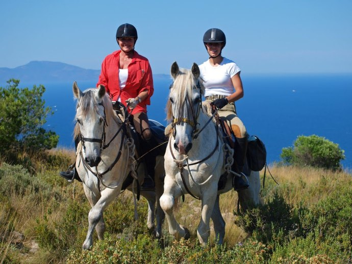 Enjoy a break from the norm with a riding holiday