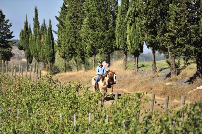 An Italian adventure to remember at Castellare di Tonda