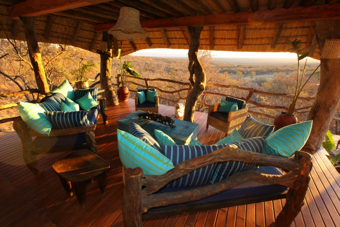 The accommodation at Ant's Lodges will take your breath away!