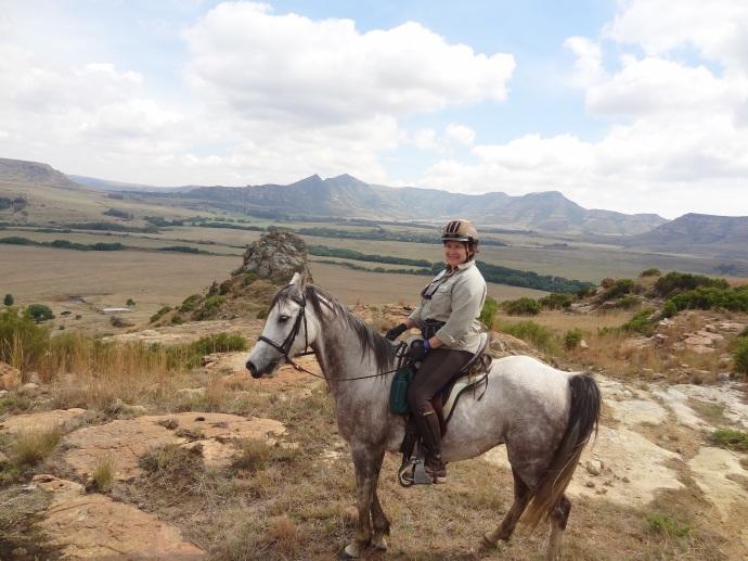 Moolmanshoek is a horse lover's paradise!