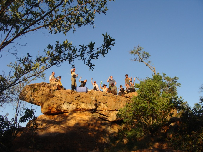 Enjoy our sundowners from Pride Rock