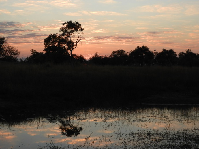 5 beautiful Namibia at daybreak