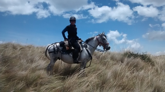 paramo riding Ride Andes